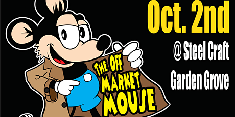 The Off Market Mouse tickets