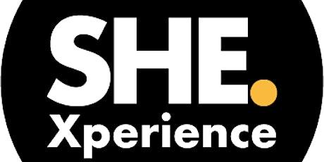 SheXperience Shoppes - Pop Up Vendor tickets
