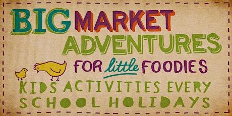 Little Market Chefs October 2021 tickets