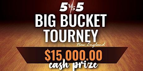 Big Bucket Tourney tickets