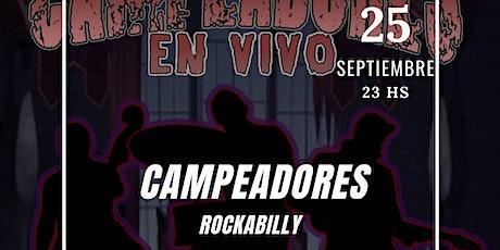 CAMPEADORES tickets