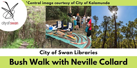Nature Know How: Bush Walk With Neville Collard  (Noble Falls) tickets