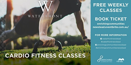 Waterfront Cardio- Free Fitness Classes tickets