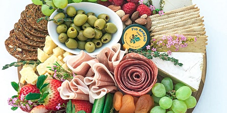 Grazing Gouda Charcuterie  101 Fall Workshop Live In-Person Class tickets
