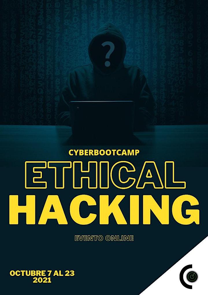 Imagen de Taller - Curso CyberBootcamp Hacking Ético