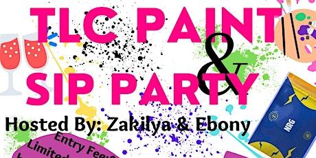 TLC Paint & Sip Tea Party tickets