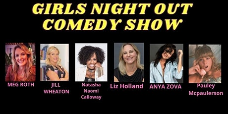 Girls Night Out Comedy Show tickets