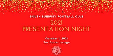 South Bunbury Football Club Presentation Night tickets