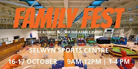 Family Fest Selwyn 2021 tickets