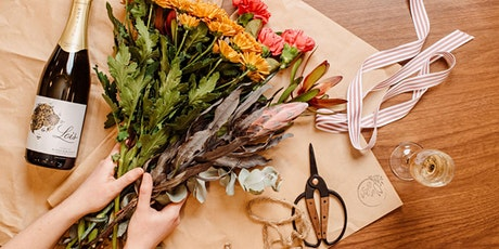 HAUS NATIVE FLOWER WORKSHOP WITH OLIVE AND SAGE tickets