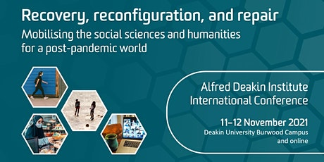 Alfred Deakin Institute Conference 2021 tickets