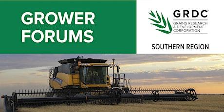 GRDC Grower Forum - Melrose tickets