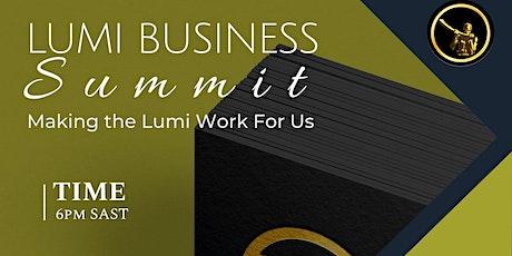 Lumi Business Summit tickets