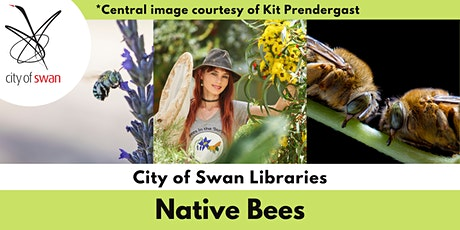 Nature Know-How: Basic Bee ID and Conservation (Ellenbrook) tickets