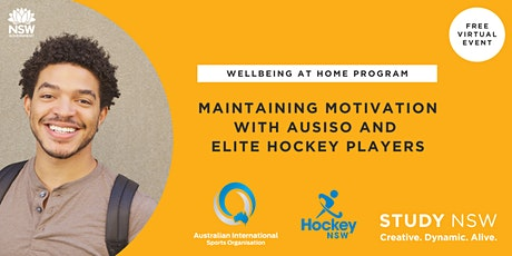 Maintaining Motivation with AUSISO and Elite Hockey Players tickets