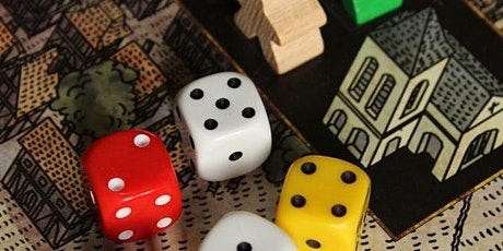 Board games afternoon tickets