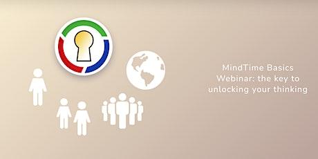 MindTime Basics Webinar tickets