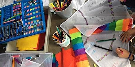 Kite & Pin Wheel Making- Aldinga Library tickets