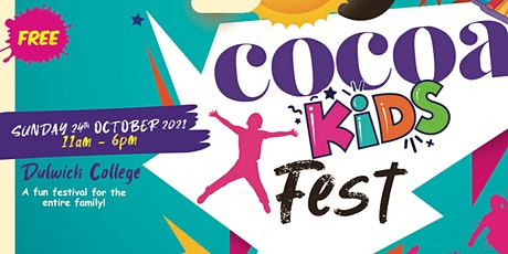 Cocoa Kids Fest tickets