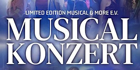 Limited Edition - Musical Konzert im Biergarten Tickets
