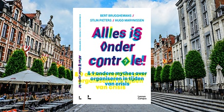 Boekvoorstelling 'Alles is onder controle!' te Leuven tickets