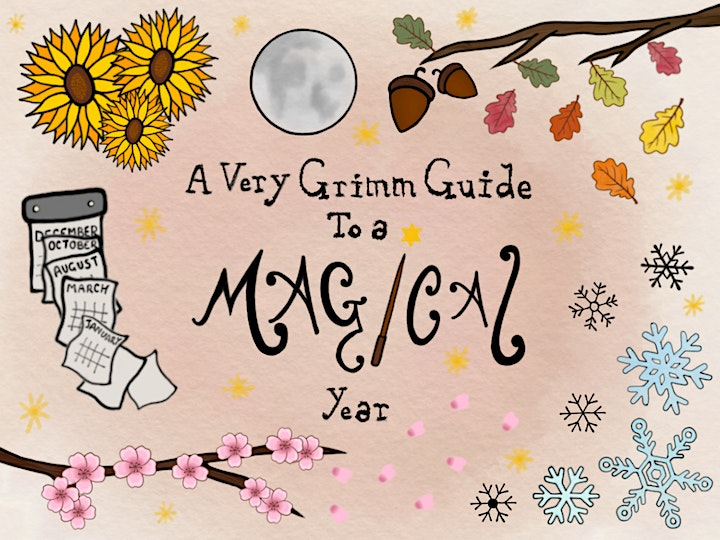 A Very Grimm Guide to the Magical Year 7-10 year olds image