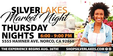 Silverlakes Market Night tickets