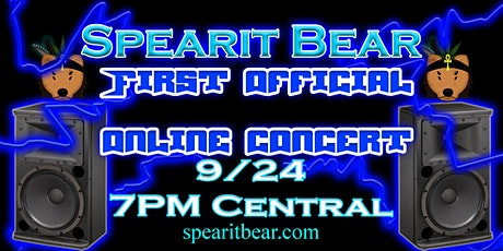 Spearit Bear's First Official Online Concert tickets