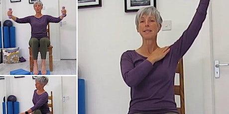 Introduction to Chair supported Pilates for people with MS tickets