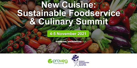 New Cuisine: Sustainable Foodservice & Culinary Summit tickets