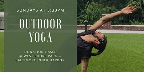 Yoga with Marcus at the Park tickets
