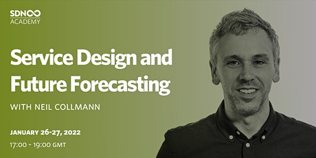 Service Design and Future Forecasting tickets