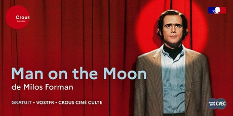 Cinéma / MAN ON THE MOON de Milos Forman -  Crous Ciné Culte billets