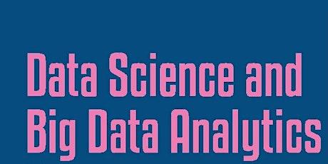 WORKSHOP ON DATA SCIENCE & BIG DATA ANALYTICS tickets
