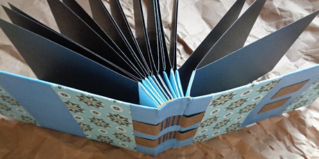 ALBUM with a TWIST - IN-PERSON Bookbinding Bookmaking Workshop tickets