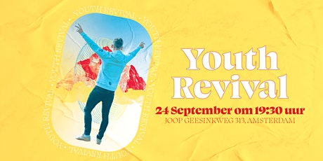 YOUTH REVIVAL - September 2021 tickets