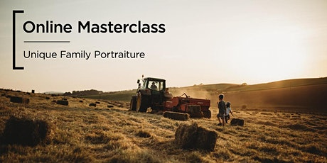 Online Masterclass | Unique Family Portraits tickets