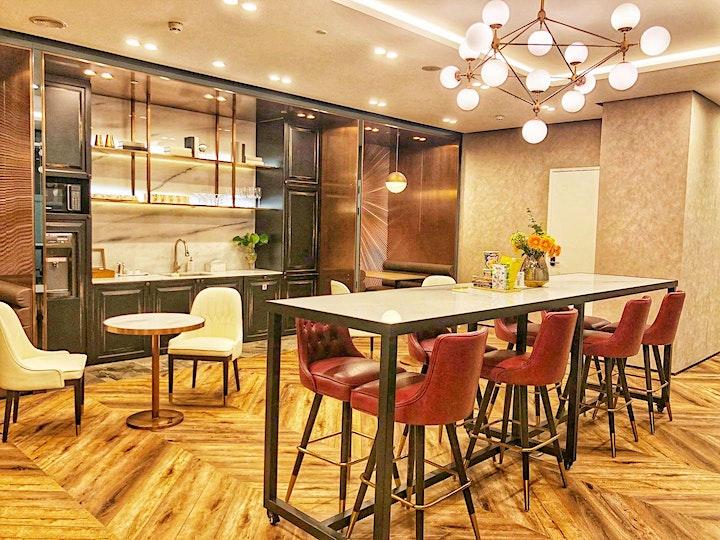 ANU Chengdu Study Hub Booking System image