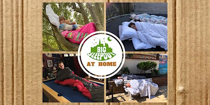 The  Stonepillow Big Sleep Out 2021 image