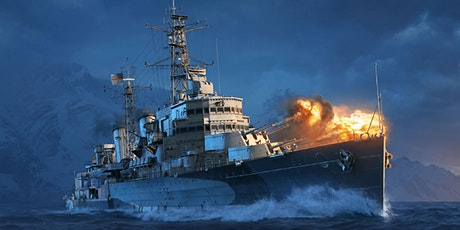 Celebrate World of Warships onboard HMS Belfast this September! tickets