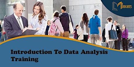 Introduction To Data Analysis 2 Days Training in Edinburgh tickets