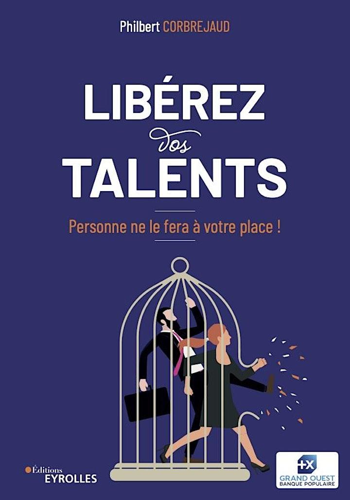 Image pour CONFÉRENCE DÉDICACE DU LIVRE : LIBÉREZ VOS TALENTS