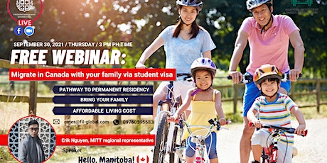 Migrate with your family in Canada via student visa tickets