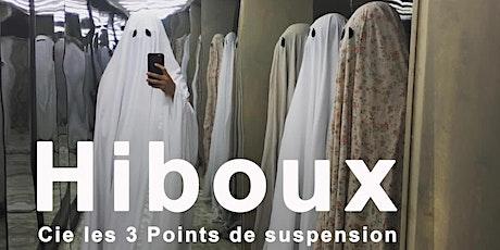 Hiboux - Les 3 points de suspension billets