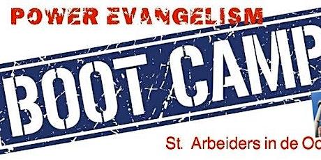 Power Evangelism Bootcamp tickets