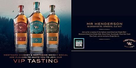 Westward Whiskey Tasting Night #2 tickets