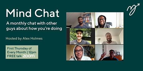 Mind Chat - A Monthly Chat to See How You're Doing tickets