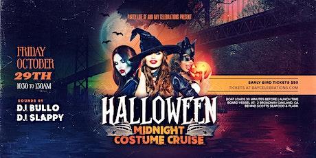 Halloween Midnight Costume Cruise 2021 tickets
