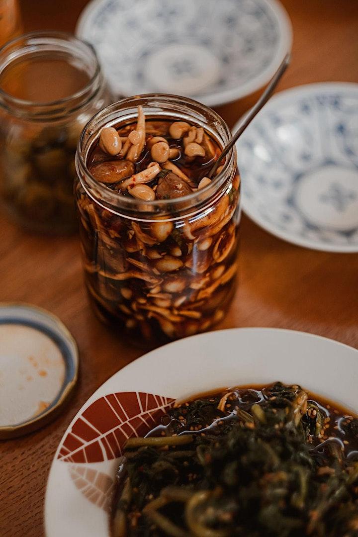 Zero Waste Kimchi Workshop image
