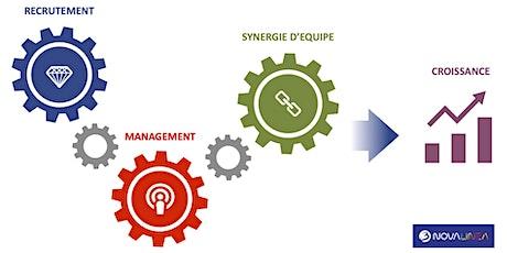 Atelier Synergie d'équipe = Source de croissance billets